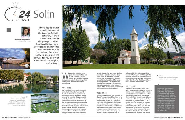 24 hours in Solin