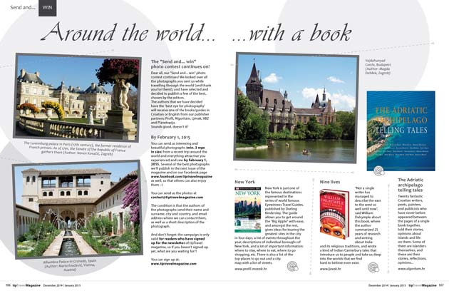 Books travel guides