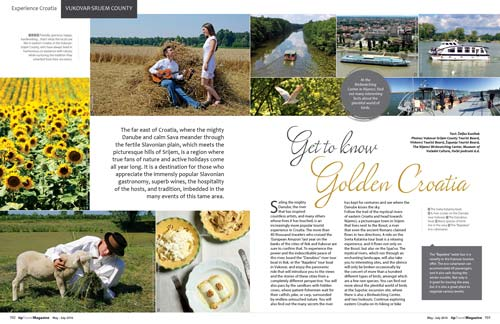 Get to know Golden Croatia