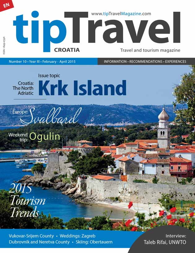 tip Travel magazine | travel and tourism | Croatia and World